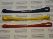 Набор резиновых эспандеров-колец Силаруков (3 шт). Короткие петли. Окружность 60